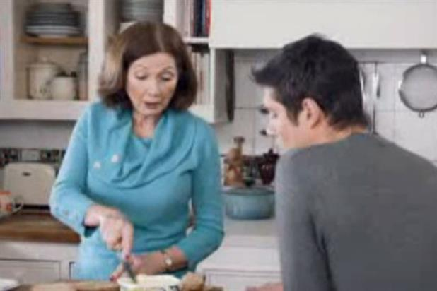 Flora: Vernon Kay and his mother Gladys return in latest TV ad