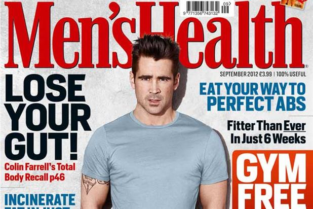 Men's Health, published by Hearst Rodale, remained the biggest paid-for men's lifestyle magazine