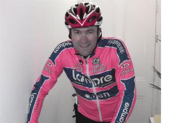 Diary: Lycra? Bike? Stokes' in
