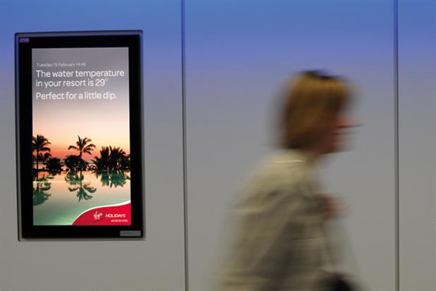 Recent work from Elvis - Virgin Holidays