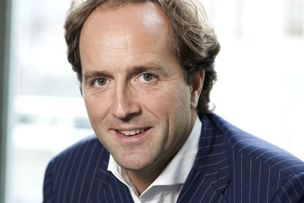 David Jones, the chief executive of Havas