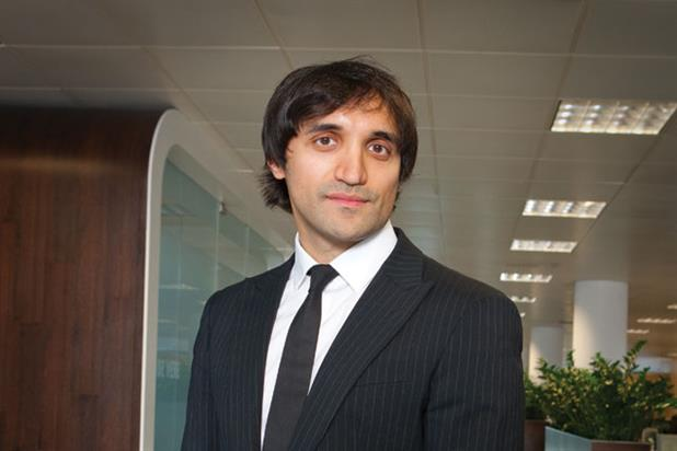 Ajaz Ahmed: AKQA co-founder and chief executive