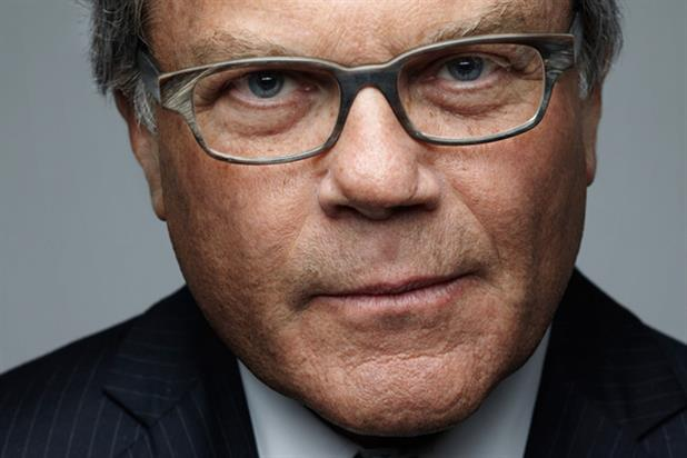 Sir Martin Sorrell: recalled his experiences for the NABS Tuesday Club audience
