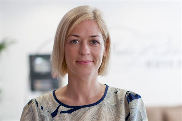 Clare Cryer: takes managing director post at Integer London