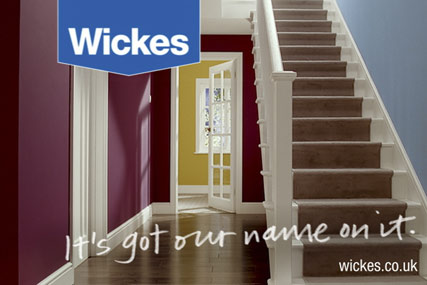 Wickes…shifting focus to reach a mass audience