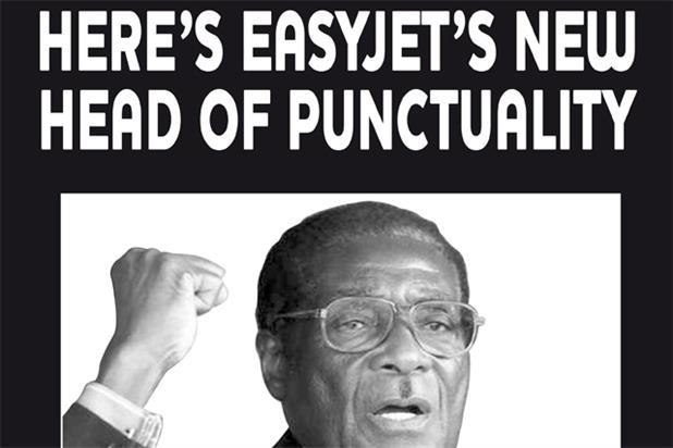 Ryanair: ASA clears Mugabe ad