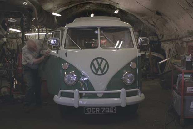 Recent Iris work - Volkswagen Commercial Vehicles