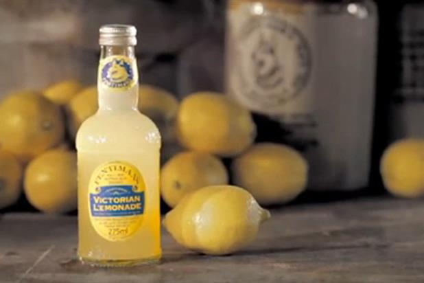 Fentimans: Victorian Lemon ad by Sell! Sell!
