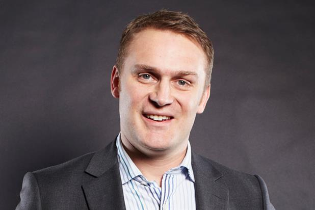 Robert Bridge: senior director and head of international marketing at Yahoo