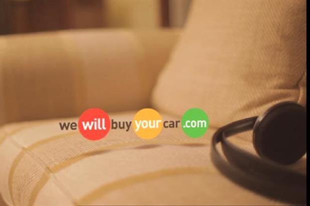 Wewillbuyyourcar: first TV campaign breaks next week