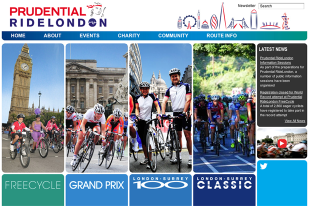 Prudential CycleLondonPrudential CycleLondon: John Ayling & Associates will handle media duties for the event: John Ayling & Associates will handle media duties for the event