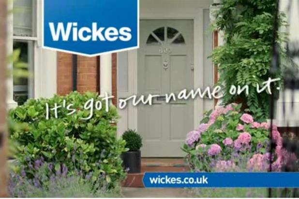 Wickes: latest TV ad breaks today