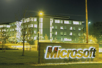 Microsoft…its Razorfish business is up for grabs
