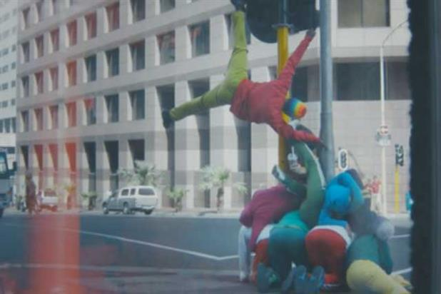 KFC: rolls out Krushems ad starring ZipZap circus performers