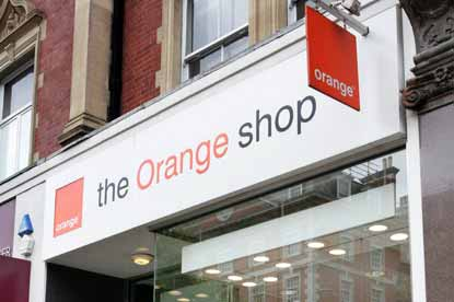 Orange...iris wins retail marketing account