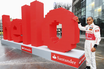 Santander: appoints Euro RSCG London