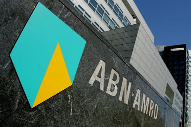 ABN Amro: has asked London to create a global brand strategy for its private banking arm