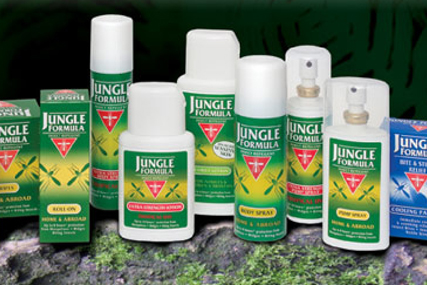 Jungle Formula: Omega brand
