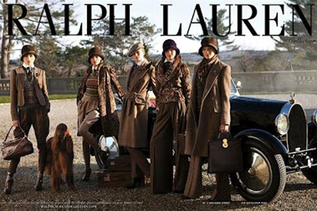 Ralph Lauren: Autumn/Winter 2013 ad campaign