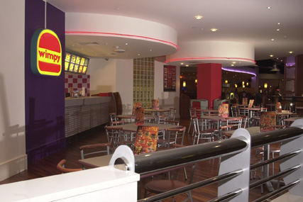 Wimpy: Facebook campaign will promote new menu