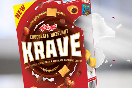 Krave: Kellogg picks CMW