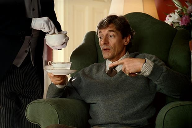 Privilege: ads previously featured Nigel Havers