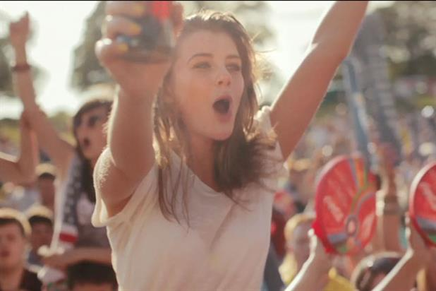 Coca-Cola: rolls out latest instalment of its Move To The Beat campaign