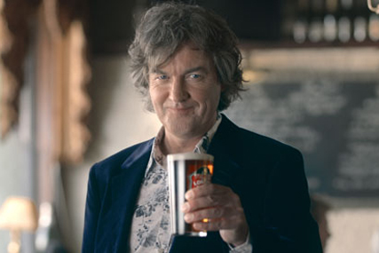James May: fronts latest London Pride campaign