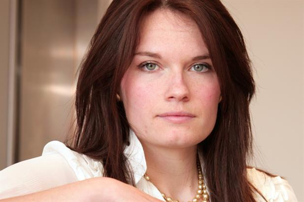 Katie Gibbs: joins M&C Saatchi (photo: Colin Stout)