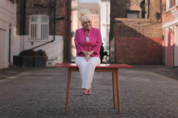 Barbara Windsor: promotes The Big Jubilee Lunch project