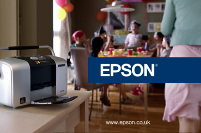 Epson…awarded Albion its ad account after a four-way pitch