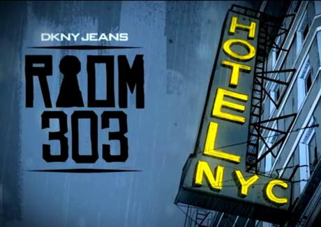 DKNY Jeans, Iris launch global digital campaign 'Room 303