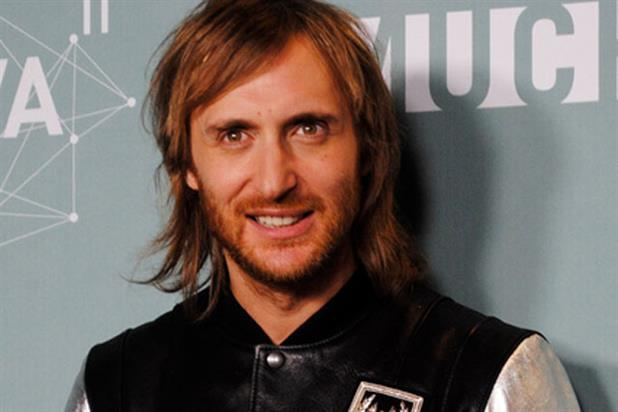 David Guetta: signs up for 'day and night' campaign