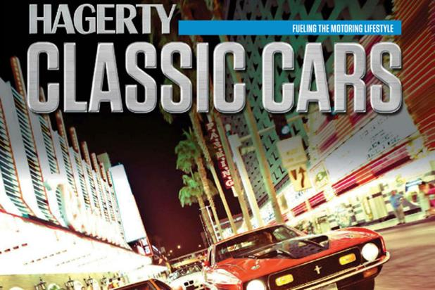 Hagerty: classic car insurance company hires VCCP Share