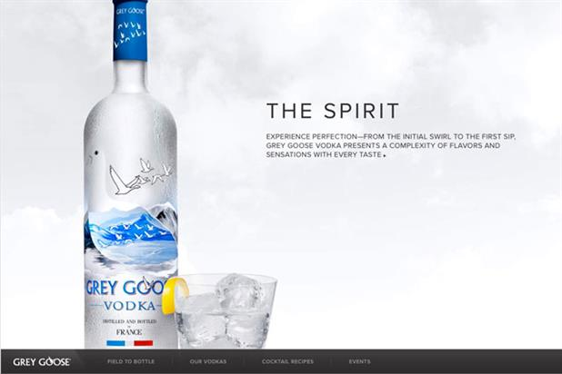 Grey Goose: ad review