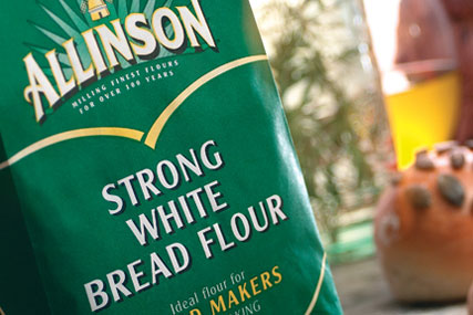 Allinson: its new flour range is 'nature-friendly'