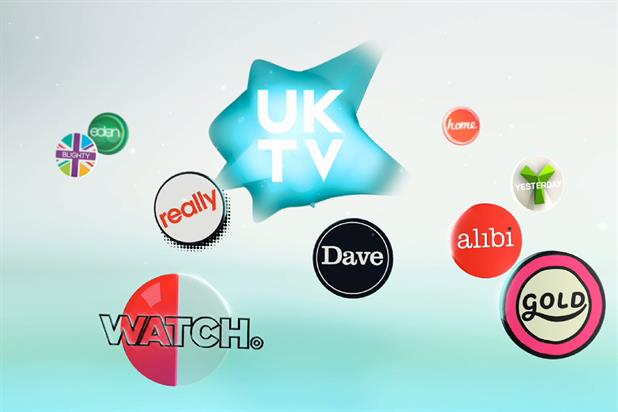The UKTV brand returns to our screens
