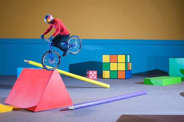Danny MacAskill: Red Bull stunt cyclist is this week's most-shared