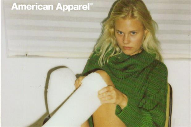 American Apparel: ASA bans print ad featuring young model