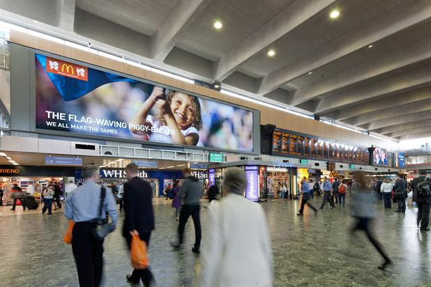 Outdoor: move leaves Posterscope with 30 per cent of market