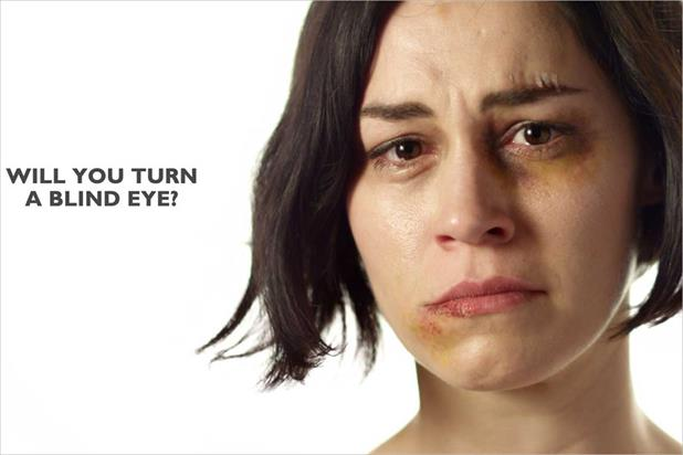 Women's Aid: rolls out 3D cinema ad
