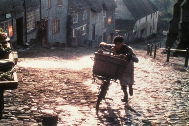 The iconic Hovis ad, directed by Ridley Scott