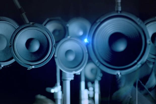 Philips: Sound Of Creation campaign features a multi-layered soundtrack and video