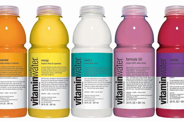 Vitaminwater: Coca-Cola GB appeals against ad ban