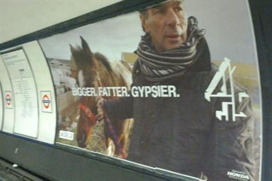 Big Fat Gypsy Weddings: poster campaign back under scrutiny