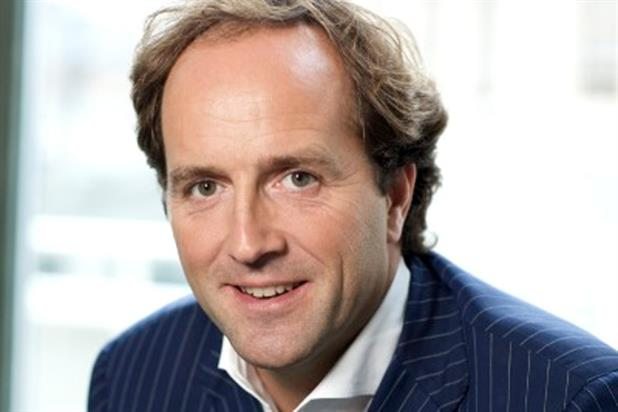 David Jones: chief executive of Havas