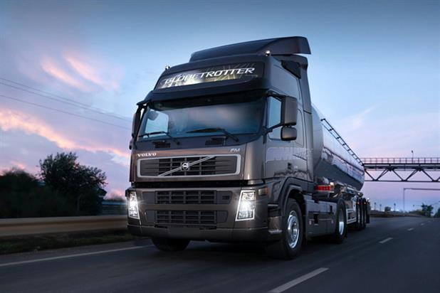 Volvo Trucks: speaking to agencies