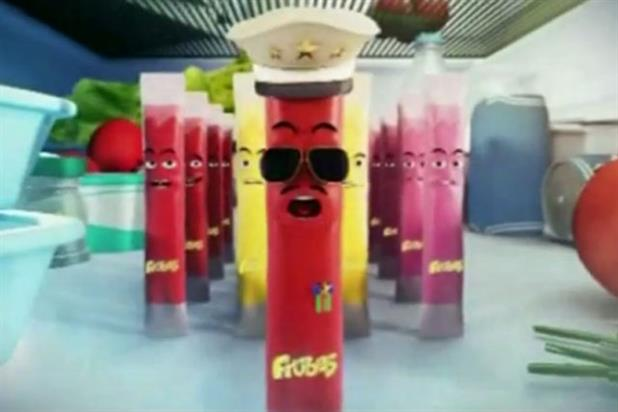 Frubes: ASA clears animated ad