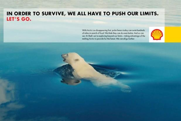 Greenpeace: rolls out spoof Shell ad