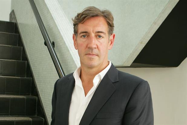 Rapier's chief executive Jonathan Stead